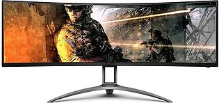 AOC AGON AG493UCX 49-Inch Curved LED Gaming Monitor