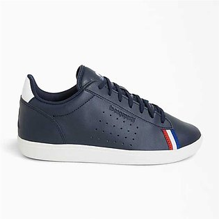 Le Coq Sportif Courtstar Sport Low Top Sneakers Blue/Optical White For Men