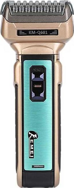 Kemei KM-Q601 Double Reciprocating Shaver 3 In 1 Electric Shaver