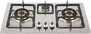 DanCare 309 3-Burners Hob with Official Warranty