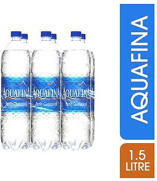 Exclusive Price On Aquafina Mineral Water 1.5L