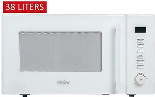 Haier HGN-38100EGW Microwave Oven with Official Warranty