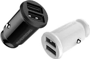 Riversong Safari P4 Dual Port Car Charger - CC14 with Official Warranty