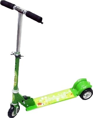 Kids Scooty - Green