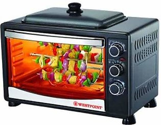 Westpoint WF-3800 Oven Toaster With Official Warranty