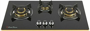 Dancare 296 3-Burners Hob With Official Warranty