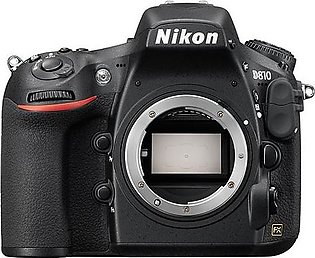 Nikon D810 Body Only Black