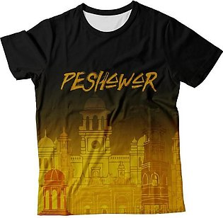 Peshawar All Over Printed T-Shirt