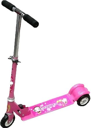 Kids Scooty - Pink
