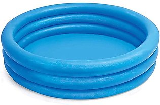 Intex Children Paddling Crystal Blue Swimming Pool 5.5 ft