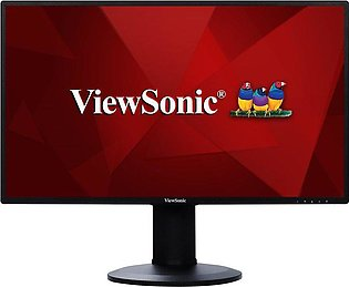 ViewSonic VG2440V Video Conferencing 24-Inch FHD LED Monitor