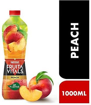 Nestle Fruita Vitals Peach 1000 ml