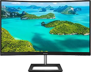 Philips 322E1C 32-Inch FHD Curved LCD Monitor