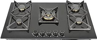Xpert XGT-5-BN-17 Built-in Glass Hob With Official Warranty