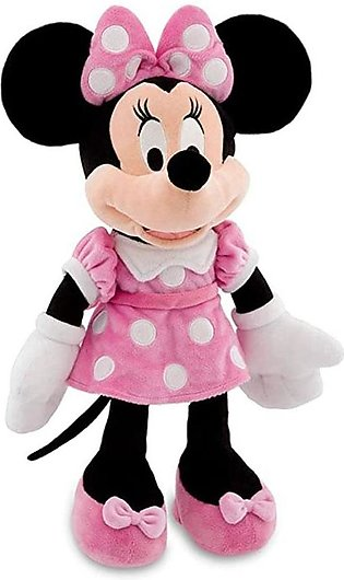 Disney Minnie Mouse Clubhouse Stuffed Toy 6 inch size