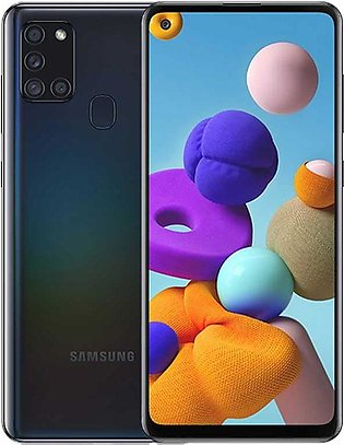 Samsung Galaxy A21s (4GB, 64GB) Dual Sim with Official Warranty