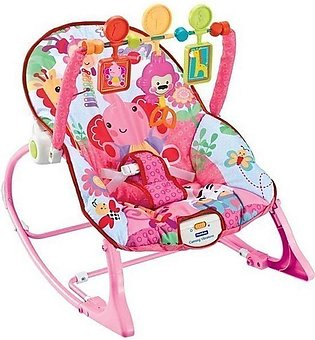 Fitch Baby Infant to Toddler Bouncer Rocker Assorted Colors
