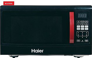 Haier HGN-36100EGB Microwave Oven with Official Warranty