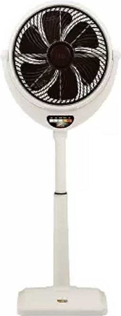 GFC Louvre TCP Fan 3 speeds 99.9% Pure Copper Wire High Quality - 14 Inch