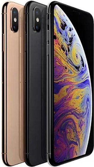 Apple iPhone XS Max 512GB Single Sim+eSim (PTA Approved)