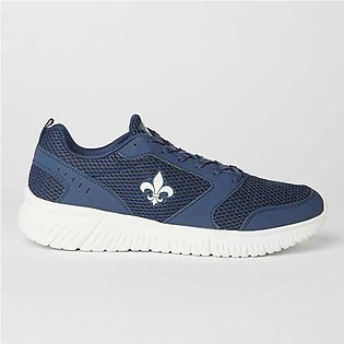 Bond Street By Red Tape Side Logo Sport Shoes Navy 01