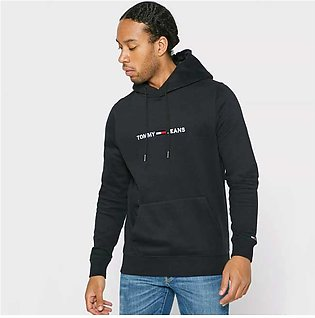 Tommy Jeans Logo Hoodie for Men