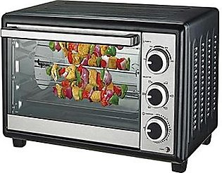 Westpoint WF-2610 Oven Toaster Rotisserie & BBQ 27 Liter With Official Warranty