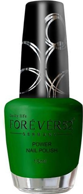 Forever52 Power Nail Polish Green 050