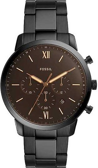 Fossil Men Stainless Steel Chronograph Wrist Watch FS5525