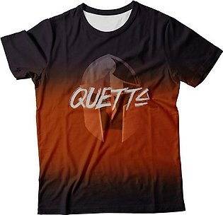 Quetta All Over Printed T-Shirt