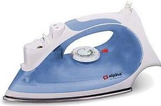 Alpina SF-3924 Steam Iron Non Stick Soleplate 1600W With Official Warranty