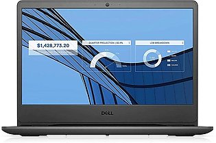 Dell Vostro 3401 Core i3 10th Gen 4GB 1TB HDD 14.1-Inch HD DOS