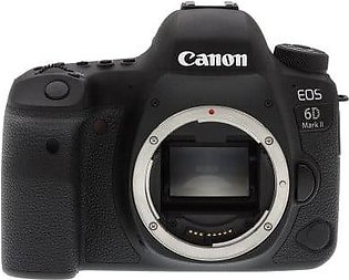 Canon EOS 6D Mark II (Body) Only With Warranty