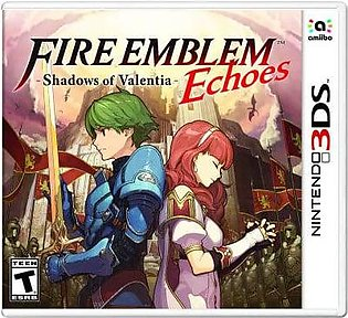 Fire Emblem Echoes Shadows of Valentia  Nintendo 3DS Game Standard Edition