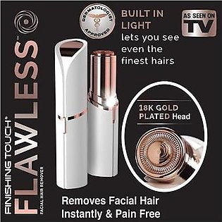 Finishing Touch Flawless Facial Hair Removal