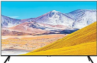 Samsung 82TU8000 82-Inch Crystal UHD 4K Smart LED TV With Official Warranty