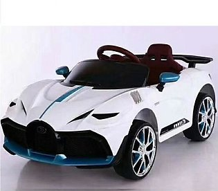 Jiangmen Electric Powered license Bugatti Shaped Ride On Car With Remote Contro…