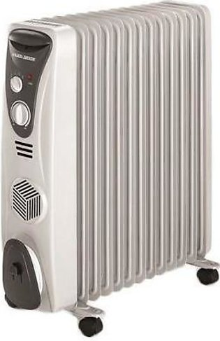 Black + Decker OR09 Oil Radiator Heater With Official Warranty