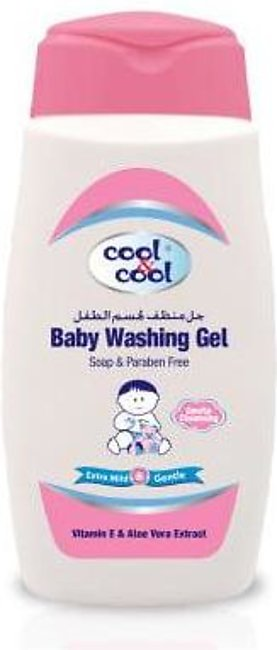 Baby Washing Gel 60ml