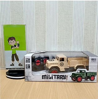 RC Car Military Truck 1:20 Scale