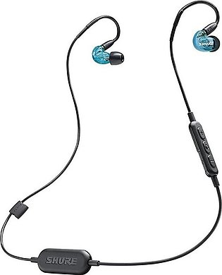 Shure In-Ear Earphones Blue/Black