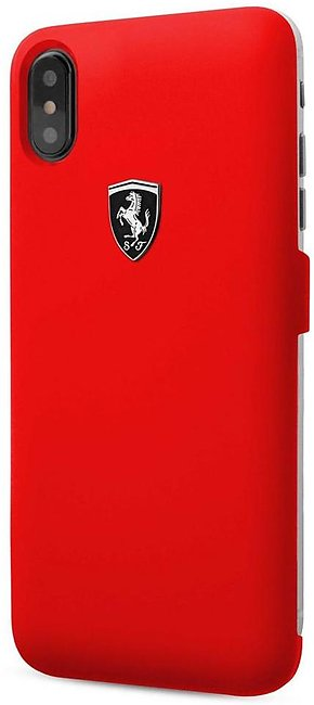 Ferrari Off Track Collection Power Case 3000mAh for iPhone X
