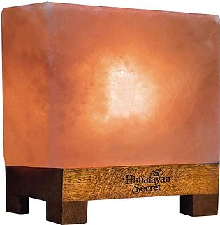 Himalayan Salt Lamp Vogue Rectangular Shape