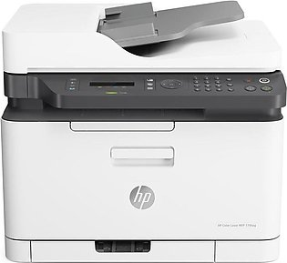 HP Laser MFP 179FNW Color Printer With Official Warranty