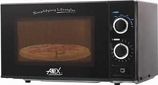Anex AG-9028 Manual Microwave Oven With Official Warranty