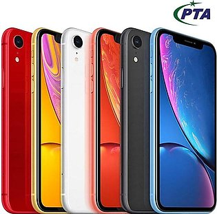 Apple iPhone XR 64GB Single SIM With Official Warranty