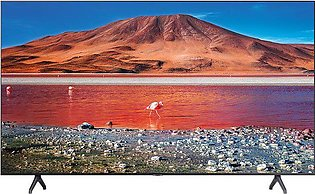 Samsung 65TU7000 65-Inch Crystal UHD 4K Smart LED TV With Official Warranty
