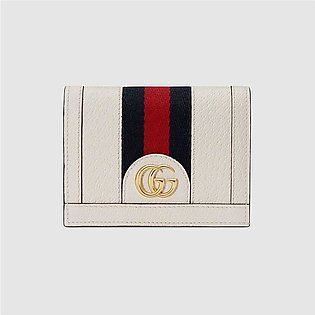 Gucci Ophidia Card Case Wallet
