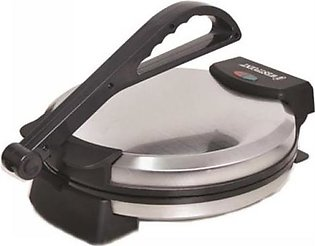Westpoint WF-6514 Deluxe Roti Maker Silver Black With Official Warranty
