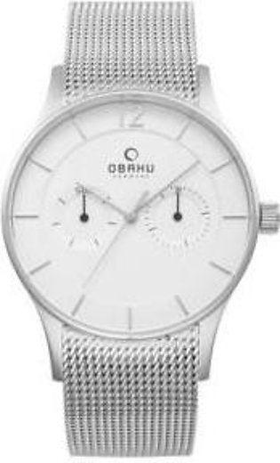 Obaku V175GMCIMC Men Watch with Official Warranty